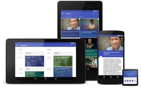Google libera el código fuente de la app I/O 2014 como herramienta de aprendizaje