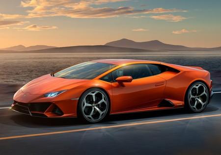 Lamborghini Huracan Evo 2019 1280 03