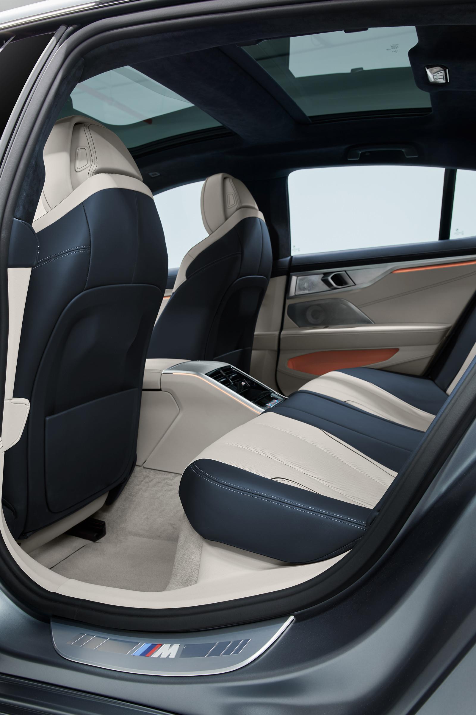 Foto de BMW Serie 8 Gran Coupé (presentación) (128/159)