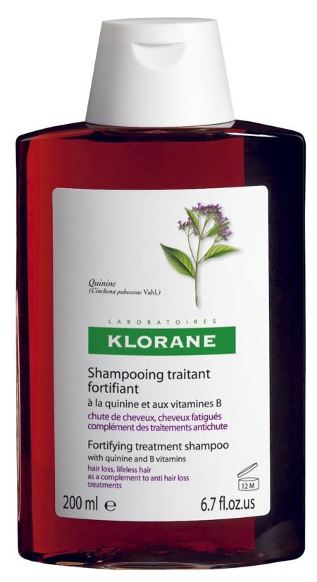 Champú a la quinina de Klorane