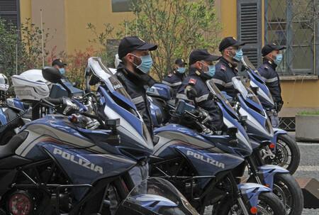 Mv Agusta Turismo Veloce Lusso Scs Policia Milan 2021 1