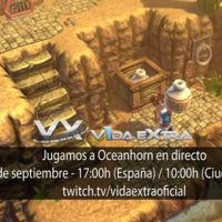 Jugamos en directo a Oceanhorn a las 17:00h (las 10:00h en Ciudad de México) (finalizado)