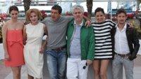Elena Anaya releva con estilo a Penélope Cruz en el Festival de Cannes 2011