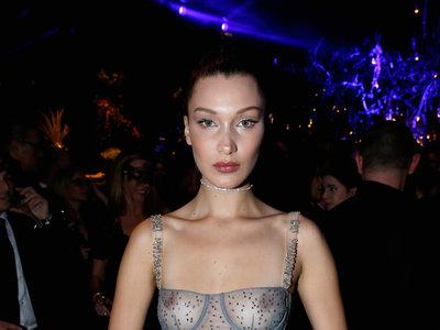 Bella Hadid, Kendall Jenner y Chiara Ferragni ideales en la fiesta de máscaras de Dior