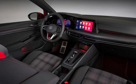Volkswagen Golf Gti 2020 Interior