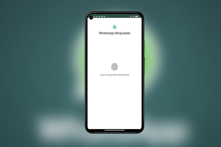 Cómo proteger WhatsApp con tu huella o con tu cara en Android y iPhone