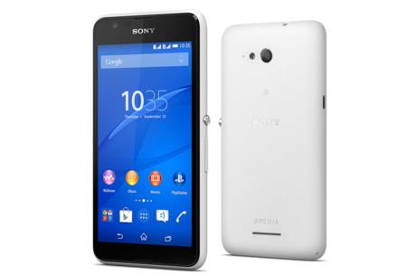 Sony Xperia E4g en México