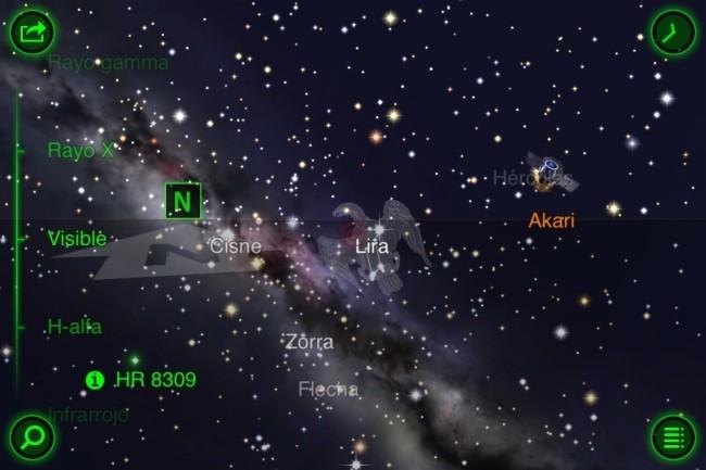 Observar el cielo con Star Walk