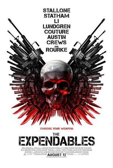 'The Expendables' de Stallone, nuevo cartel