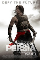 'Prince of Persia: The Sands of Time', primeros carteles
