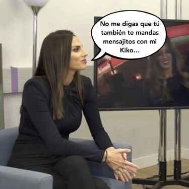 Irene Rosales asegura haber desconfiado de su marido Kiko Rivera en 'Viva la vida'