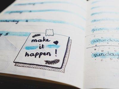 No solo moda: planes, consejos e ideas para echar a andar tus propósitos de año nuevo