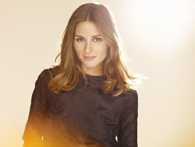 Olivia Palermo imagen de Rochas