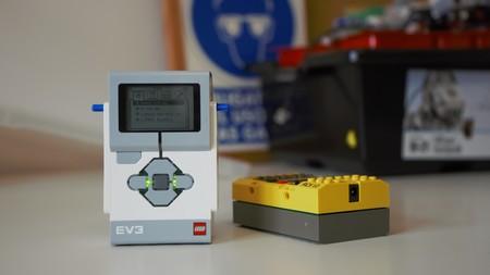 Ev3 Brick Con Rcx