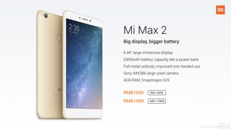 Xiaomi Mi Max 2 Oficial 8