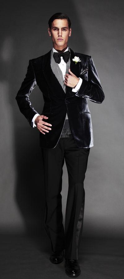 Foto de Tom Ford, colección masculina para el Otoño-Invierno 2011/2012 (17/44)