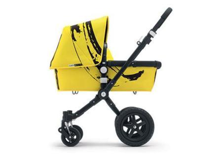 Bugaboo lanza un coche para los niños muy poperos