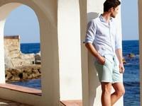Sfera fusiona el preppy y el navy en su colección para esta Primavera-Verano 2014