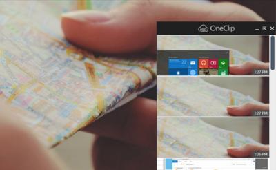 OneClip, la aplicación con la que Microsoft quiere llevar tu portapapeles en la nube