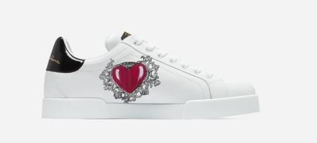 Dolce Gabbana Presentan El Hazlo Tu Mismo Con Unos Sneakers Que Puedes Personalizar Al Completo