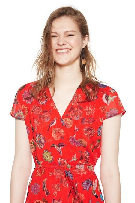 Este vestido de Desigual será tu 24/7 este verano por 44,98 euros y envío gratis