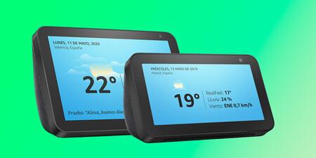Echo Show 5 y 8 vuelven a precio mínimo histórico: disfruta del músculo de Alexa con estos altavoces con pantalla desde 44 euros