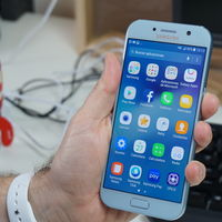 Samsung Galaxy A5 (2017) a su precio más bajo en Móviles y Más: 159 euros y envío gratis