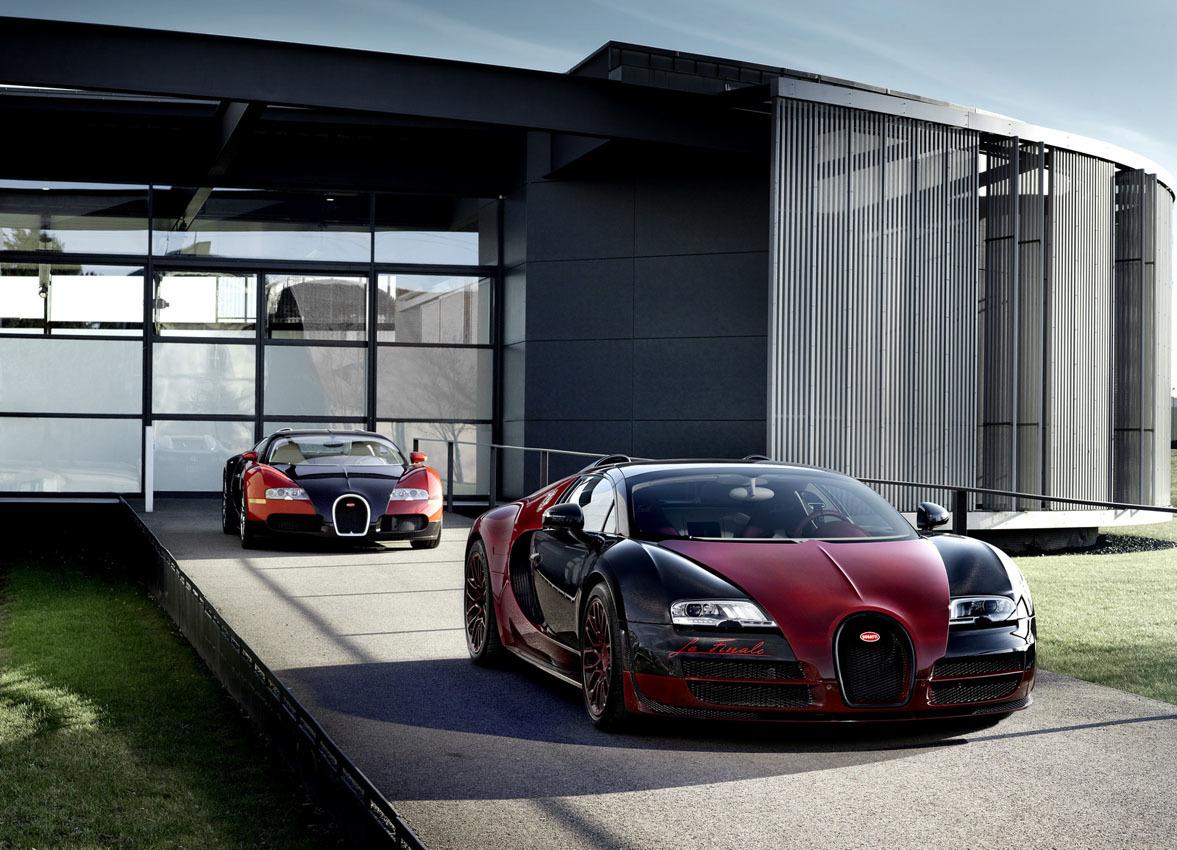Foto de Bugatti Veyron Grand Sport Vitesse La Finale (1/15)