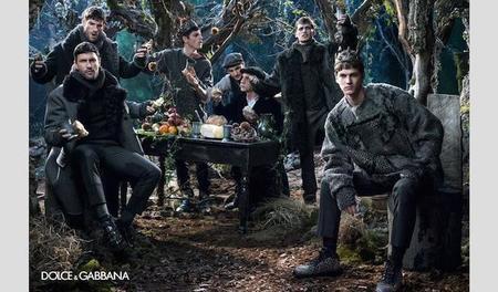 Dolce & Gabbana otoño-invierno 2014:choque de reyes