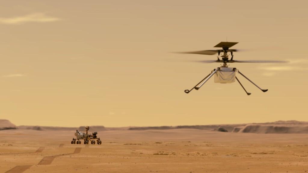 Linux conquista Marte: el helicóptero Ingenuity de la NASA que acompaña a Perseverance presume de corazón Open Source