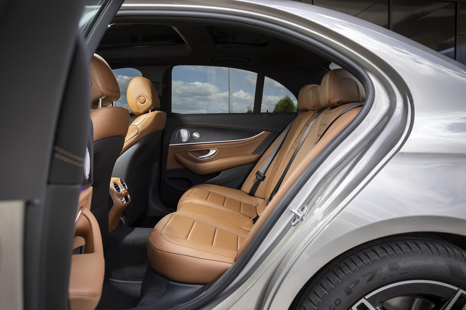 Foto de Mercedes-Benz Clase E 2020, prueba contacto (60/135)