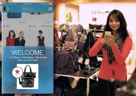 Macy's será la primera cadena de tiendas que tendrá iBeacon