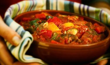 Cocinando vegetales con Thermomix III. Pistos de verduras