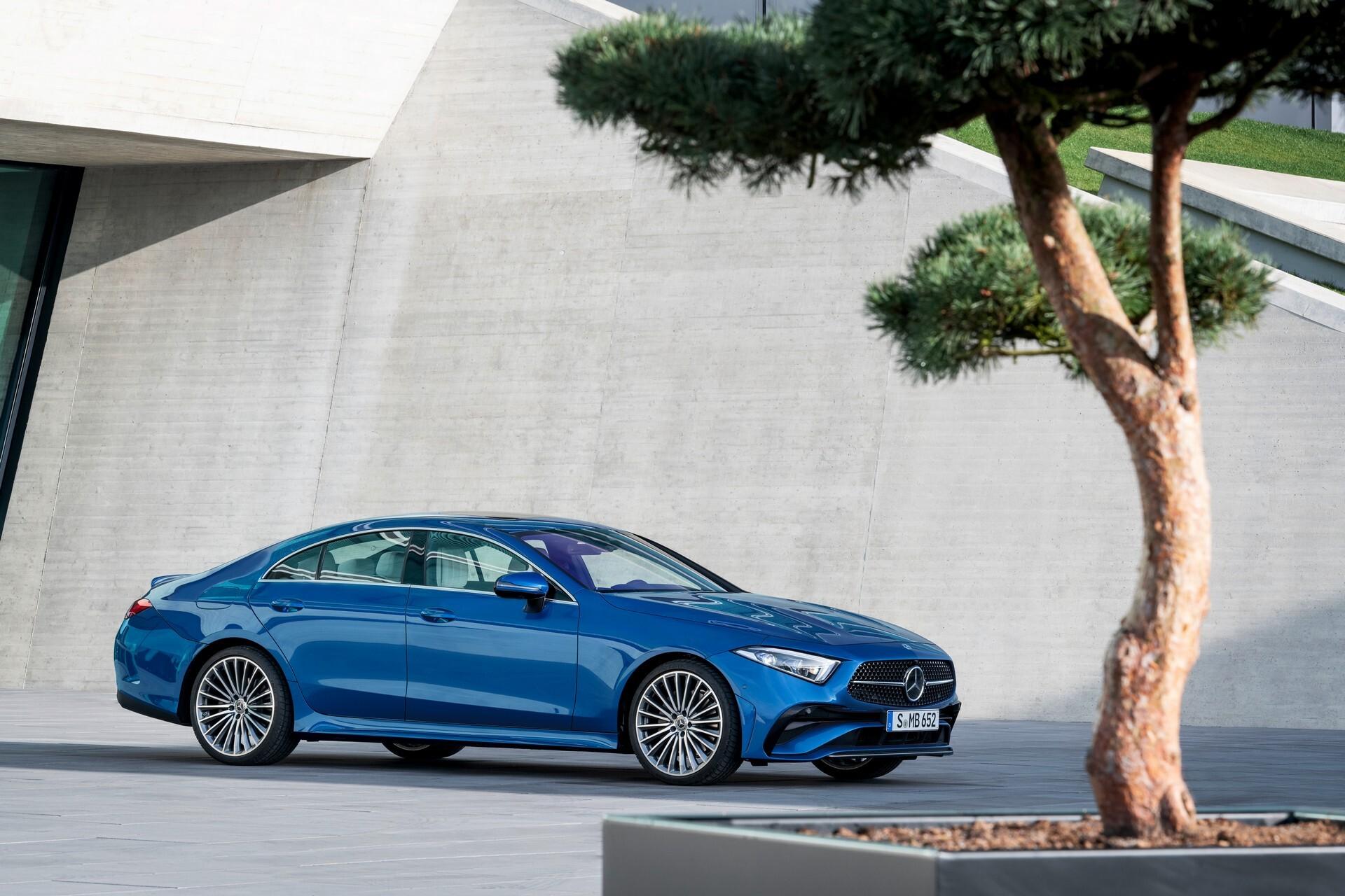 Foto de Mercedes-Benz CLS 2022 (11/63)