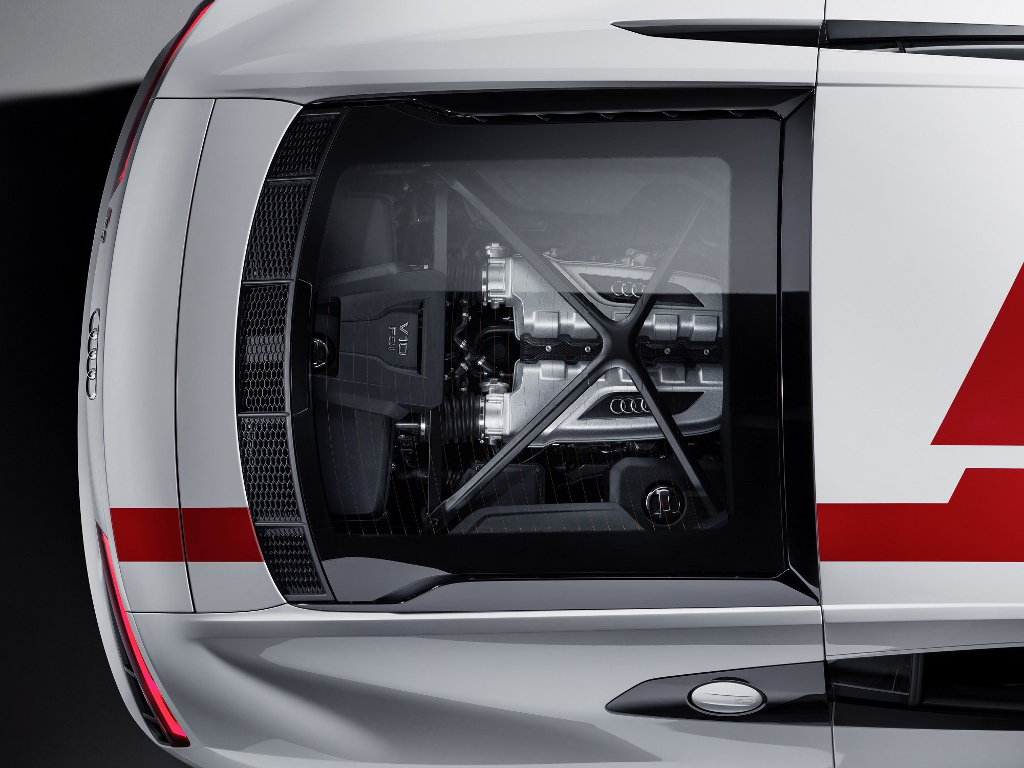 Foto de Audi R8 RWS (2/16)