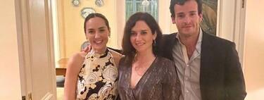 Tamara Falcó vuelve a acertar con un vestido de invitada ideal y es de su propia marca