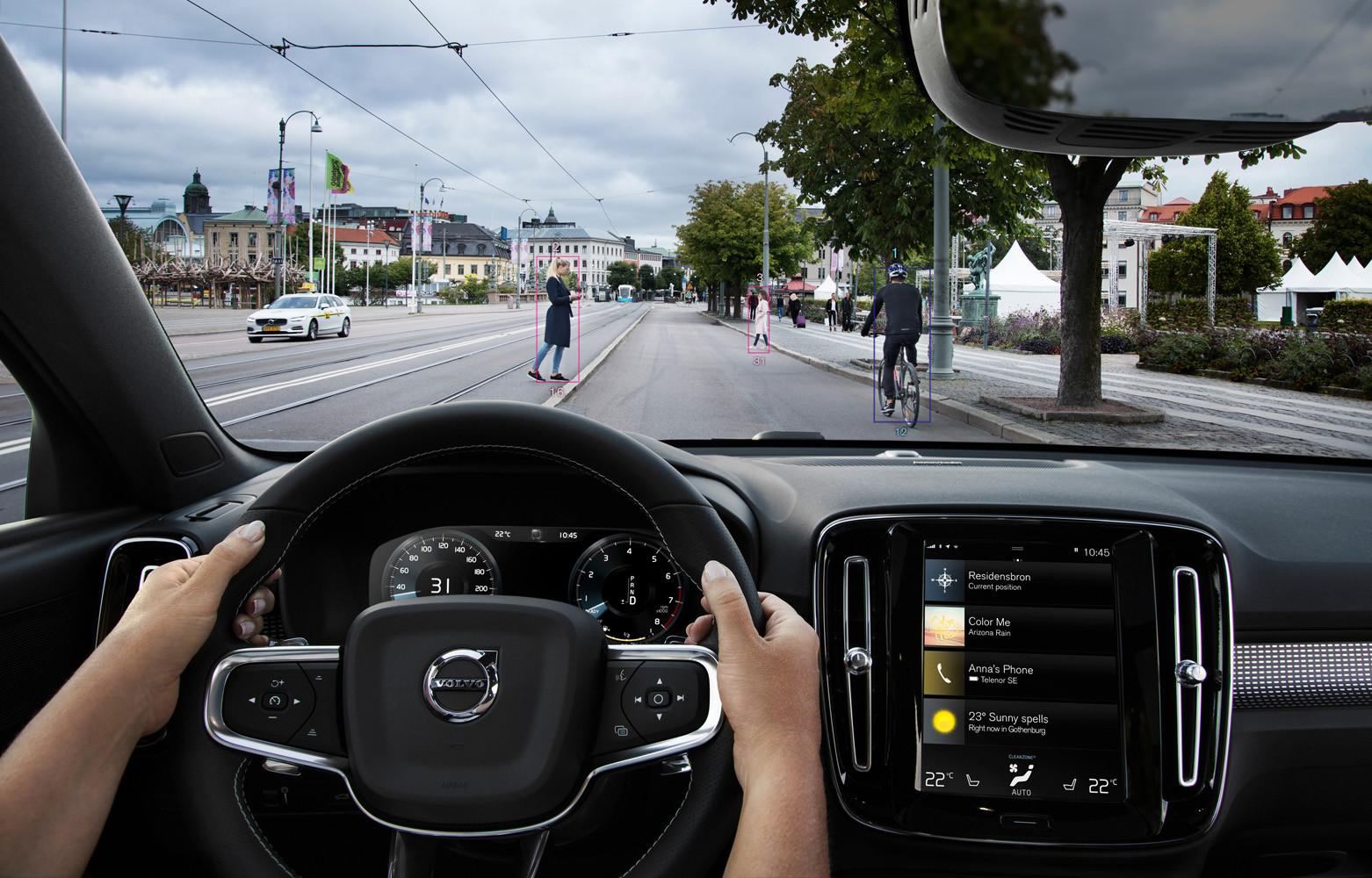 Foto de Volvo XC40, toma de contacto (112/114)