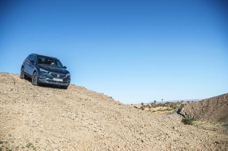Seat Tarraco A Prueba En El Desierto 6
