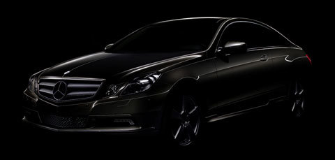 Mercedes-BenzClaseECoupé