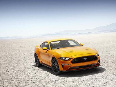 Aún no sabemos las especificaciones del Ford Mustang 2018, pero ya se han filtrado los paquetes Performance