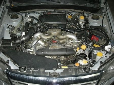 Motor Subaru Boxer EJ20 adaptado a GLP