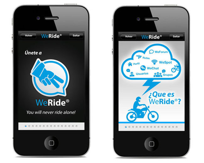 We Ride App