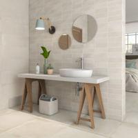 Baltik, lo nuevo de Gala para el baño, inspirado en el cemento más minimalista