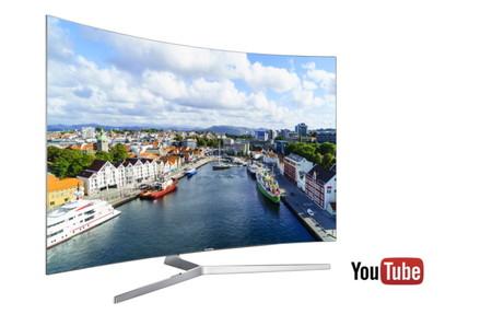Samsung añade compatibilidad con los vídeos HDR de YouTube en sus teles de 2016