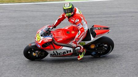 Crutchlow Ducati Motogp 2014