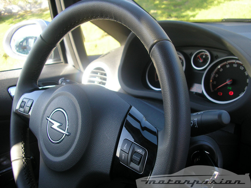 Foto de Opel Corsa (prueba) (6/30)