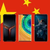Los mejores móviles chinos de 2019
