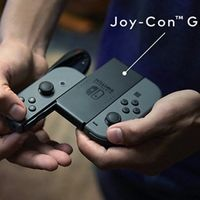 El grip incluido en el bundle de Switch no carga los Joy-Cons, pero el que se vende por separado sí lo hará