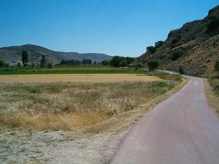 Vía Verde del Tajuña, un paseo rural muy cerca de Madrid