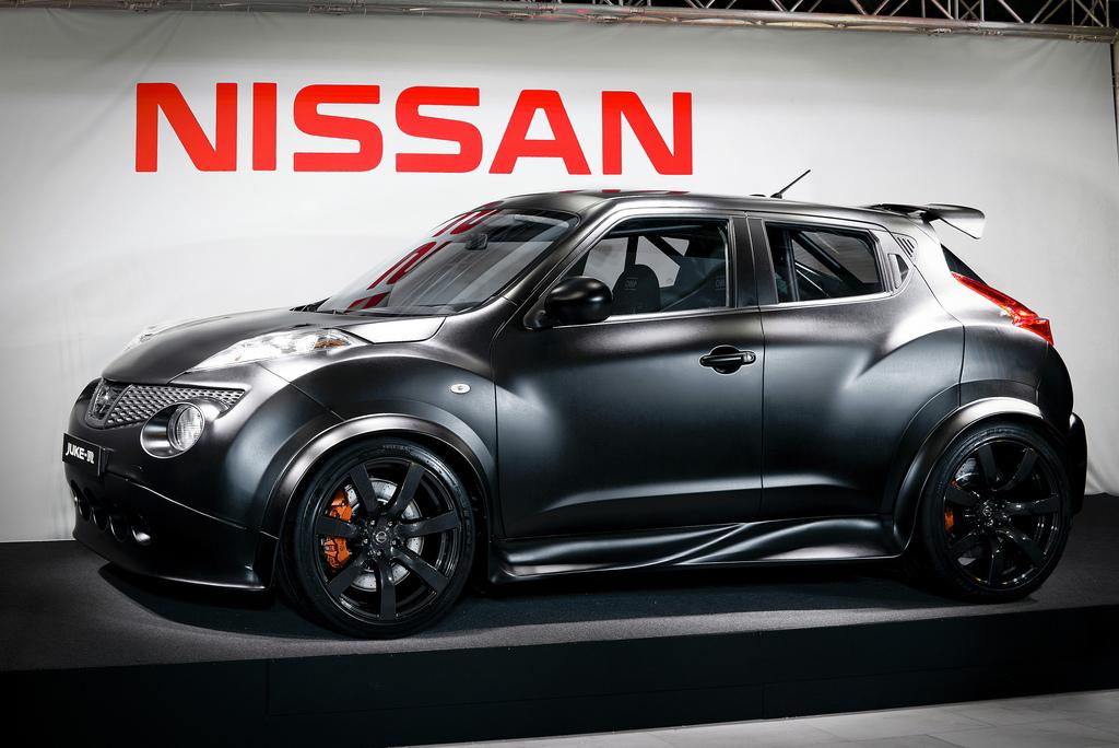 Foto de Nissan Juke-R (10/12)